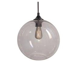 EDISON LAMPA WISZĄCA 25 1X60W E27 TRANSPARENTNY + ŻARÓWKA