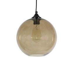 EDISON LAMPA WISZĄCA 25 1X60W E27 BRĄZOWY + ŻARÓWKA