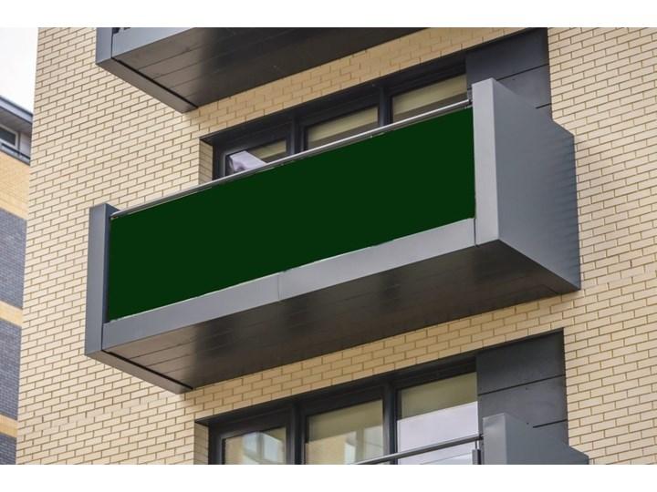 Mata balkonowa zielona PCV 0,9x5m
