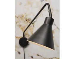 Lampa ścienna It's About RoMi LYON/W/B czarna