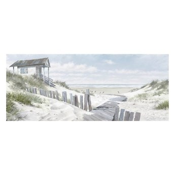 Obraz Canvas Coast View 60 x 150 cm