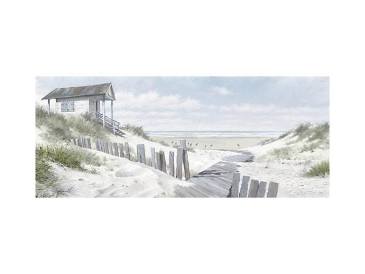 Obraz Canvas Coast View 60 x 150 cm Kategoria Obrazy Kolor Biały