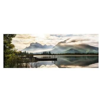 Obraz Canvas Lake Views 60 x 150 cm