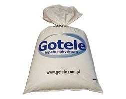 Tapeta Natryskowa GOTELE worek 25 kg kolor biały