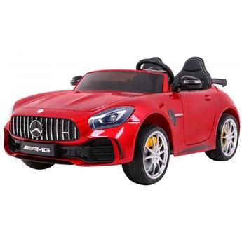 Auto dla dzieci Mercedes-Benz GT R 4x4 Lakierowany Czerwony kod: PA.HL289.EXL.CR