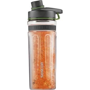Unikatowa sportowa butelka Sencor SBB 006GG kod: SBB 006GG