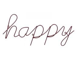 Wieszak ścienny Happy kod: 2200000125453