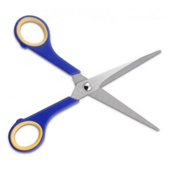 Nożyczki uniwersalne niebieskie 17 cm 4007 6,5 kod: 31017