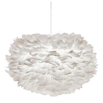 EOS-Lampa wisząca Pióra Ø45cm + Kabel Biały 2,1m