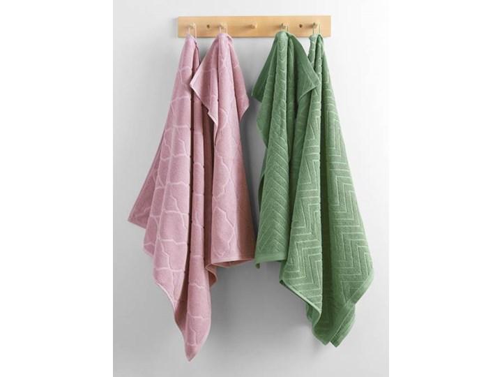 Ręcznik kąpielowy 70x140 cm Kolor Zielony