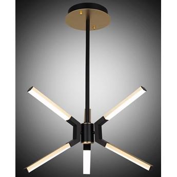 Lampa sufitowa 80314-01-P06-GB CARMIANO jadalnia salon, sypialnia LUCEA