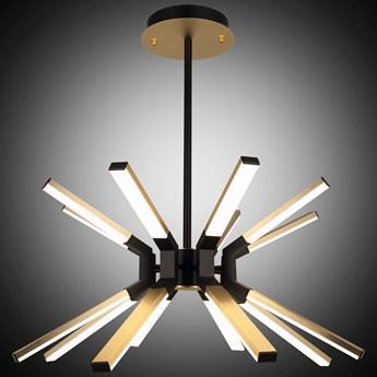 Lampa sufitowa 80314-03-P16-GB CARMIANO jadalnia salon, sypialnia LUCEA
