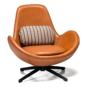 Fotel Salamanka brązowy