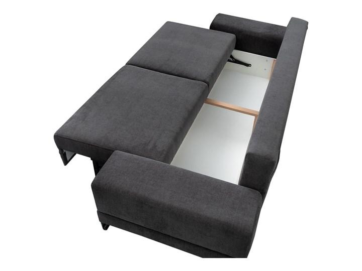 Sofa BRISTOL z funkcją spania Stała konstrukcja Rozkładanie Rozkładana