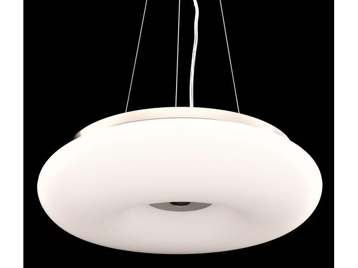 NOWOCZESNA LAMPA WISZĄCA BIANTE D50 Metal Lampa z abażurem Szkło Lampa z kloszem Styl Nowoczesny