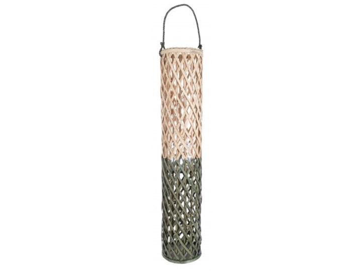 LATARNIA LAYLA H100 Drewno Lampion Kategoria Świeczniki i świece