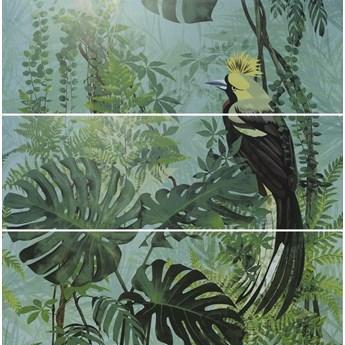 Decor Set DEF Virnia Turquoise Mat 40x120 płytka dekoracyjna