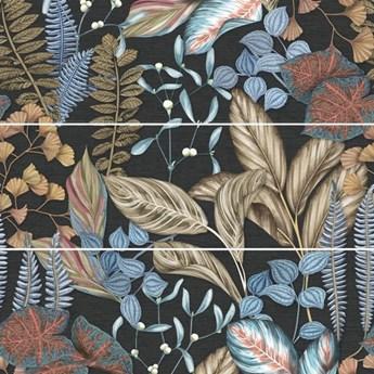 Decor Set ABC Biba Graphite Mat 40x120 płytka dekoracyjna