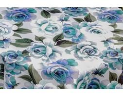 Obrus drukowany Różany Ogród prostokąt