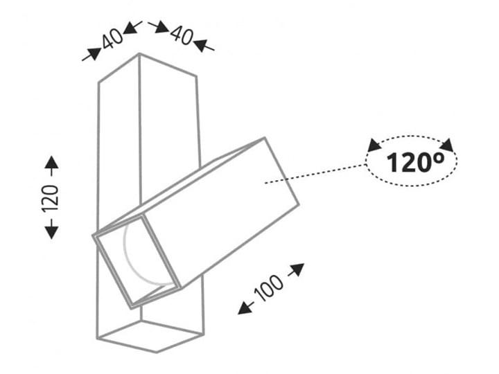 Oprawa natynkowa MITSUMA 8000 / 8001 SHILO  8000 Oprawa stropowa Oprawa led Kategoria Oprawy oświetleniowe