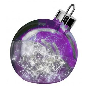 Lampa podłogowa ORNAMENT 30 cm fioletowa 72371 Sompex Lighting 72371