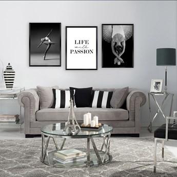 Zestaw obrazów Passion 3 szt., 50 x 70 cm