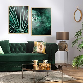 Zestaw obrazów Greenery 2szt., 50 x 70 cm
