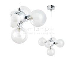 LAMPA wisząca BRIELLA 2623 Rabalux szklana OPRAWA zwis kule balls molekuły cumulus przezroczyste