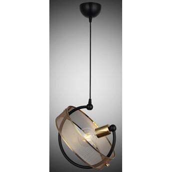 Lampa wisząca vintage 1501-75-01 NELA  SALON SYPIALNIA JADALNIA LUCEA