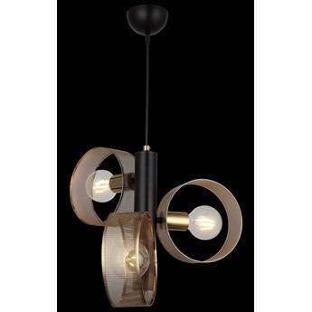 Lampa wisząca vintage 1499-75-03 GORDA  SALON SYPIALNIA JADALNIA LUCEA