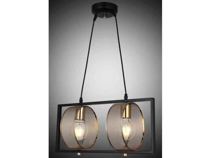 Lampa wisząca vintage nad stół 1498-74-12 SAMA SALON SYPIALNIA JADALNIA LUCEA STL