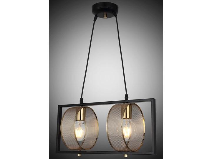 Lampa wisząca vintage nad stół 1498-74-12 SAMA  SALON SYPIALNIA JADALNIA LUCEA STL Lampa inspirowana Kategoria Lampy wiszące Metal Funkcje Brak dodatkowych funkcji