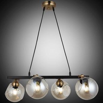 Nowoczesna lampa wisząca 1515-73-04-L MANO SALON SYPIALNIA JADALNIA LUCEA