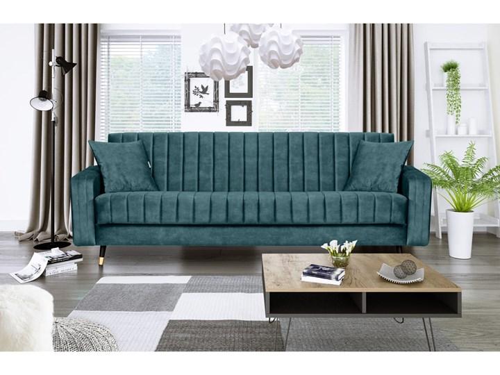 Sofa DIAMOND z funkcją spania Stała konstrukcja Kategoria Sofy i kanapy Styl Nowoczesny