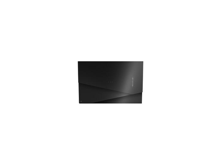 Trio Czarny Pochłaniacz z filtrem węglowym Kategoria Okapy