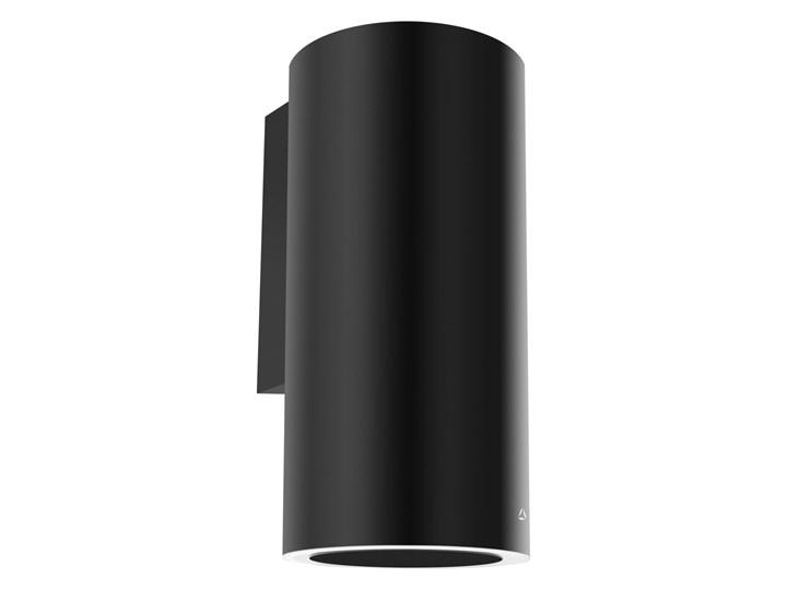 TUBUS Czarny Pochłaniacz z filtrem węglowym Kategoria Okapy