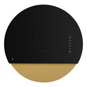 Eclipse Czarny/ Złoto Pochłaniacz z filtrem węglowym