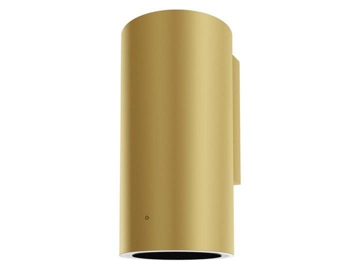 TUBUS Złoty Pochłaniacz z filtrem węglowym Kategoria Okapy