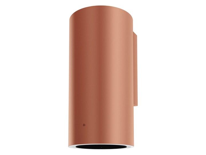 TUBUS Różowe złoto Pochłaniacz z filtrem węglowym Kolor Złoty Kategoria Okapy