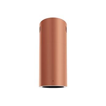 TUBUS W Różowe złoto Pochłaniacz z filtrem węglowym