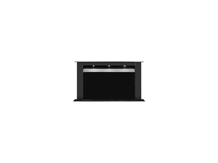 Moondraft Czarny mat/ Czarne szkło Wyciąg Kategoria Okapy Poziom hałasu 65 dB