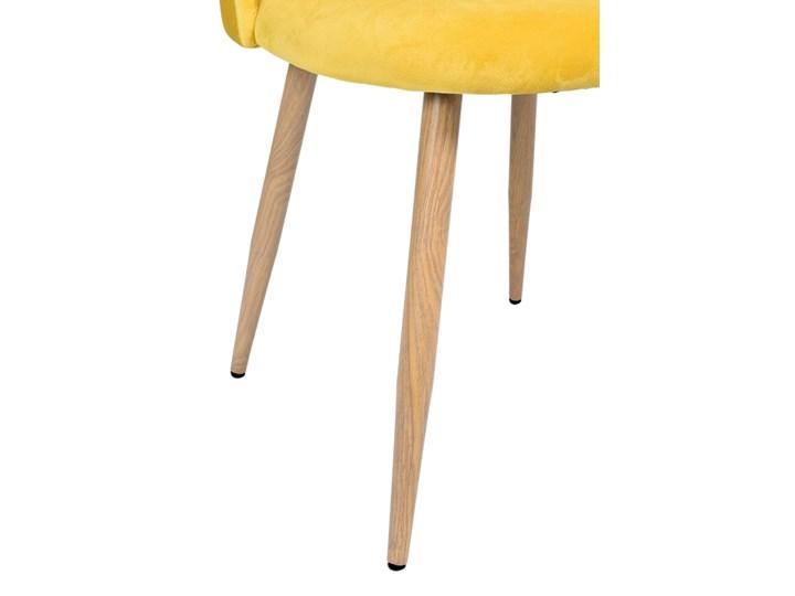 Krzesło aksamitne K-JAZZ VELVET żółte Wysokość 47 cm Wysokość 48 cm Szerokość 48 cm Wysokość 78 cm Welur Wysokość 41 cm Tkanina Metal Szerokość 49 cm Głębokość 48 cm Głębokość 42 cm Wysokość 79 cm Drewno Tapicerowane Tworzywo sztuczne Wysokość 33 cm Kategoria Krzesła kuchenne