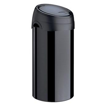 Kosz na śmieci kuchenny 60l Meliconi SOFT-TOUCH czarny kod: 14000553106BD