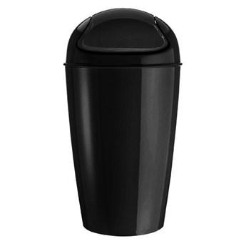 Kosz kuchenny na śmieci 30L Koziol Del XL czarny kod: KZ-5773526