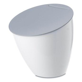 Kosz kuchenny na odpadki 2,2l Calypso biały kod: 108550030600