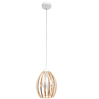 Lampa wisząca DALI miedziana W-KM 1355/1 WT+BR