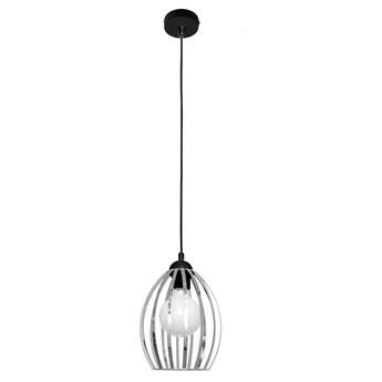 Lampa wisząca DALI chrom W-KM 1355/1 BK-B+CH