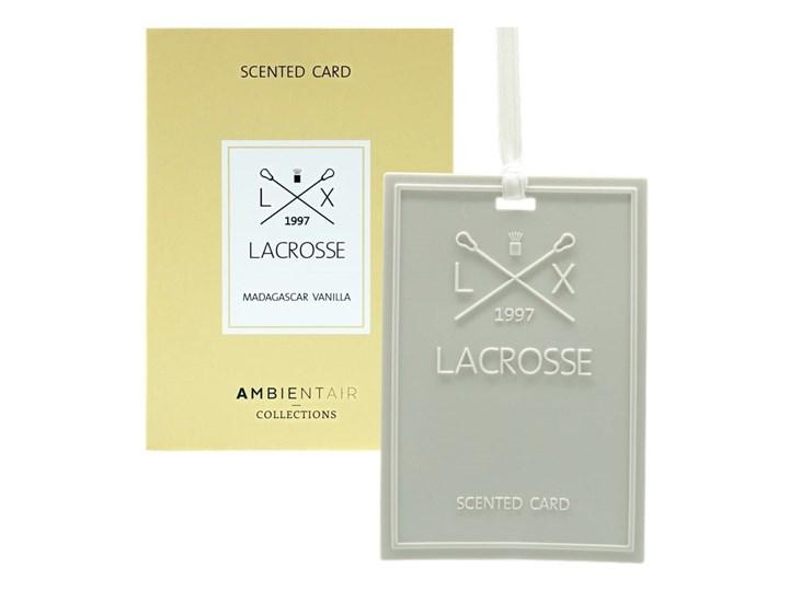 Kartka zapachowa madagascar vanilla Lacrosse