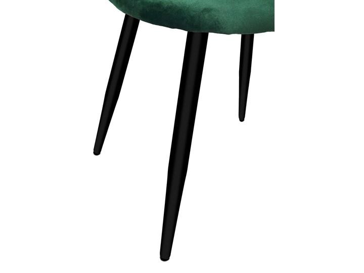 Krzesło aksamitne K-SOUL VELVET zielone Tkanina Metal Wysokość 79 cm Tworzywo sztuczne Wysokość 78 cm Wysokość 33 cm Skóra Głębokość 48 cm Tapicerowane Szerokość 49 cm Głębokość 42 cm Welur Wysokość 47 cm Kolor Zielony Wysokość 48 cm Wysokość 41 cm Szerokość 48 cm Styl Nowoczesny