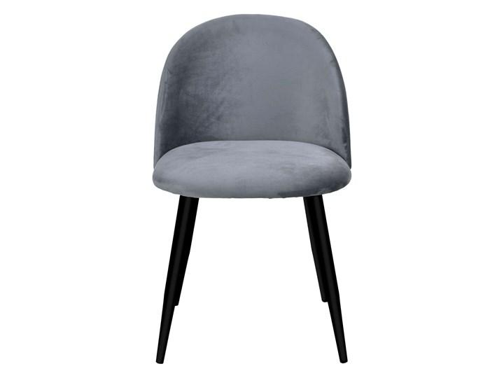 Krzesło aksamitne K-SOUL VELVET grafitowe Wysokość 41 cm Tworzywo sztuczne Wysokość 78 cm Tapicerowane Szerokość 48 cm Wysokość 33 cm Wysokość 79 cm Głębokość 48 cm Skóra Tkanina Welur Głębokość 42 cm Wysokość 47 cm Wysokość 48 cm Metal Szerokość 49 cm Kategoria Krzesła kuchenne